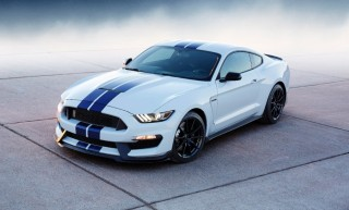 Fotos Mustang Shelby GT350 Foto 24