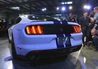 Fotos Mustang Shelby GT350 Foto 28