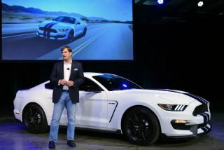 Fotos Mustang Shelby GT350 Foto 29