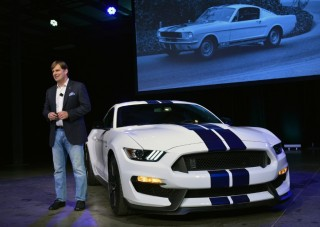 Fotos Mustang Shelby GT350 Foto 30