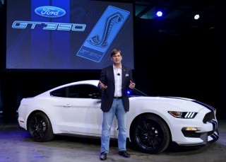 Fotos Mustang Shelby GT350 Foto 31