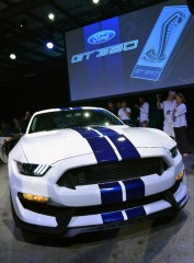 Fotos Mustang Shelby GT350 Foto 32