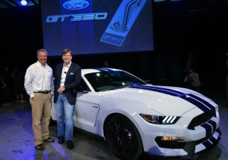 Fotos Mustang Shelby GT350 Foto 33
