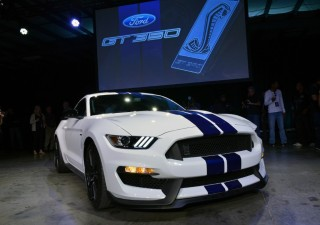 Fotos Mustang Shelby GT350 Foto 34
