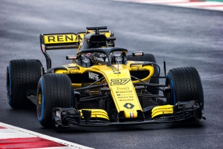 Fotos Nico Hülkenberg F1 2018 Foto 9