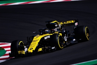 Fotos Nico Hülkenberg F1 2018 Foto 15