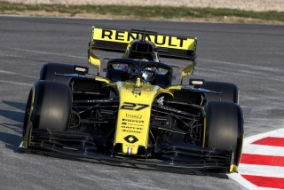 Fotos Nico Hülkenberg F1 2019 Foto 2