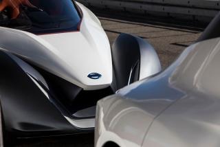 Fotos Nissan BladeGlider Foto 7