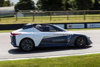 Fotos Nissan BladeGlider Foto 14