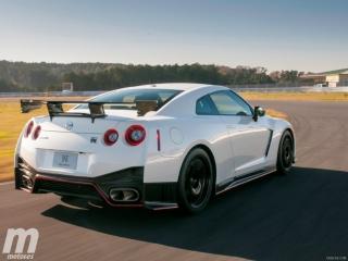 Nissan GT-R NISMO, evolución desde su lanzamiento Foto 10