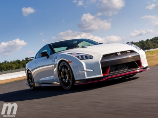 Nissan GT-R NISMO, evolución desde su lanzamiento - Miniatura 12