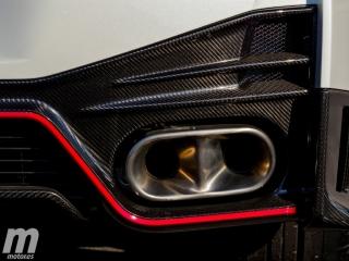 Nissan GT-R NISMO, evolución desde su lanzamiento Foto 21