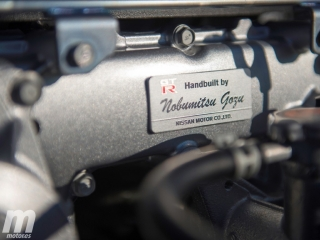 Nissan GT-R NISMO, evolución desde su lanzamiento - Miniatura 29