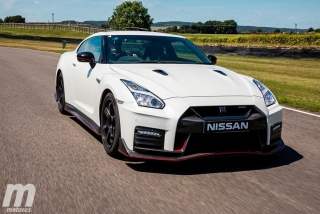 Nissan GT-R NISMO, evolución desde su lanzamiento Foto 54