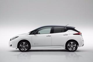 Foto 3 - Fotos Nissan Leaf 2018