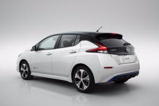 Fotos Nissan Leaf 2018 - Foto 4