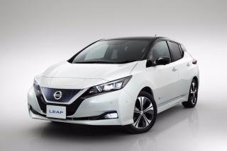 Fotos Nissan Leaf 2018 - Foto 6