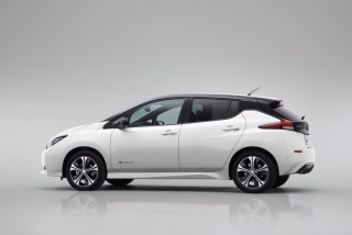 Fotos Nissan Leaf 2018 - Miniatura 7