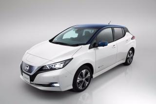 Fotos Nissan Leaf 2018 - Miniatura 8