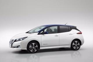 Fotos Nissan Leaf 2018 - Miniatura 9