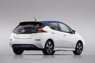 Fotos Nissan Leaf 2018 - Miniatura 11