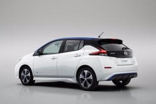 Fotos Nissan Leaf 2018 - Miniatura 12