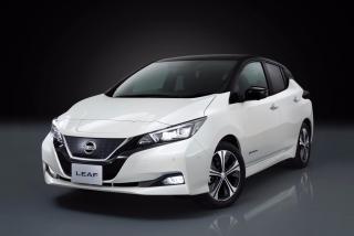 Fotos Nissan Leaf 2018 - Miniatura 13
