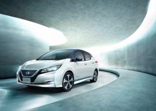 Fotos Nissan Leaf 2018 - Miniatura 20