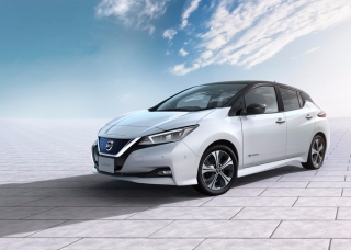Fotos Nissan Leaf 2018 - Miniatura 21