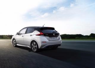 Fotos Nissan Leaf 2018 - Miniatura 22