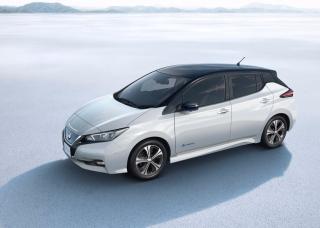 Fotos Nissan Leaf 2018 - Miniatura 23