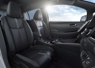 Fotos Nissan Leaf 2018 - Miniatura 27