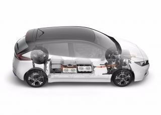 Fotos Nissan Leaf 2018 - Miniatura 35