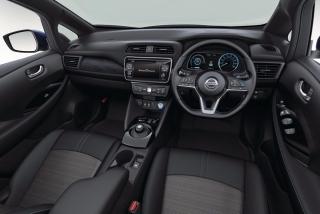 Fotos Nissan Leaf 2018 - Miniatura 36