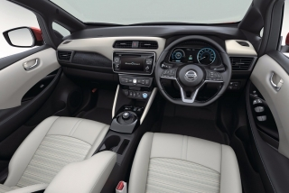 Fotos Nissan Leaf 2018 - Miniatura 37