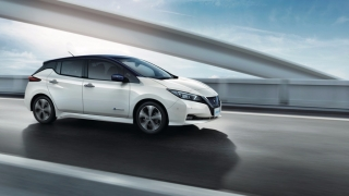 Fotos Nissan Leaf 2018 - Miniatura 42