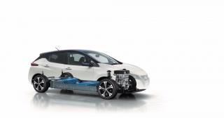 Fotos Nissan Leaf 2018 - Miniatura 53