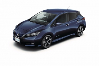 Fotos Nissan Leaf 2018 - Miniatura 56