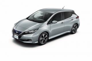 Fotos Nissan Leaf 2018 - Miniatura 57