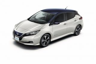 Fotos Nissan Leaf 2018 - Miniatura 58
