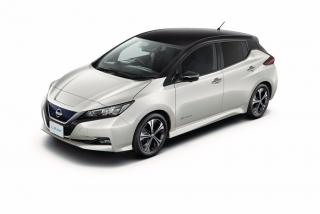 Fotos Nissan Leaf 2018 - Miniatura 59