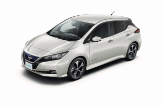 Fotos Nissan Leaf 2018 - Miniatura 60