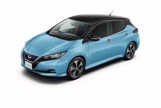 Fotos Nissan Leaf 2018 - Miniatura 61