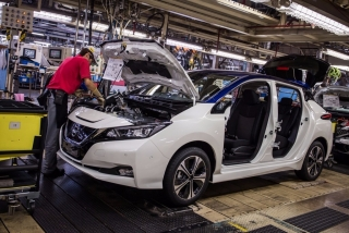 Fotos Nissan Leaf 2018 - Miniatura 69