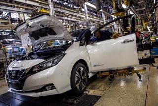 Fotos Nissan Leaf 2018 - Miniatura 70