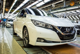 Fotos Nissan Leaf 2018 - Miniatura 71