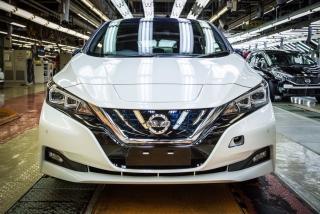 Fotos Nissan Leaf 2018 - Miniatura 72