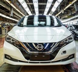 Fotos Nissan Leaf 2018 - Miniatura 73