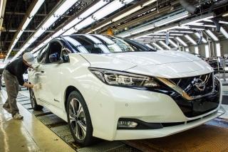 Fotos Nissan Leaf 2018 - Miniatura 74