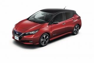 Fotos Nissan Leaf 2018 - Miniatura 76